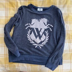 Wildfox girls sweatshirt